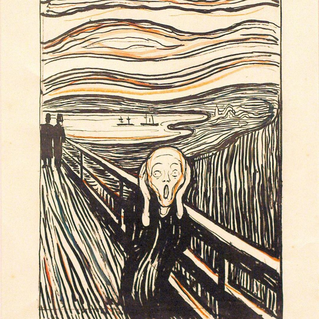 Schrei von Munch